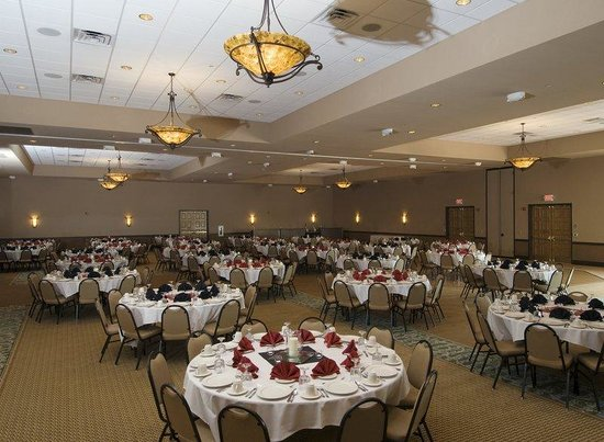 Country Inn & Suites By Carlson, Green Bay East: Banquet Rm