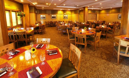 Grand Summit Resort Hotel: Harriman's Farm to Table Dining Room