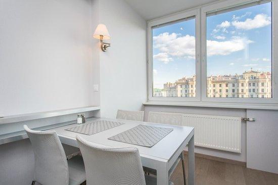 Balmont Apartments Mayakovskaya : Studio apartment