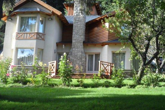 Villa Huinid Resort & Spa: Zona de las cabañas