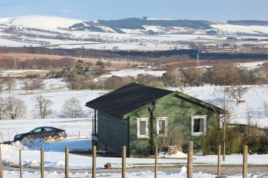Airhouses: Lovely views from the Lodge