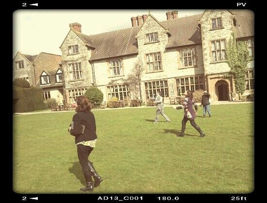 Billesley Manor Hotel: Fun times with friends!