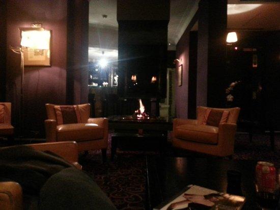 Villa Lutece Port Royal: Lobby