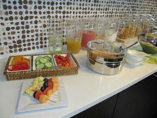 AfricanHome Guesthouse: Breakfast