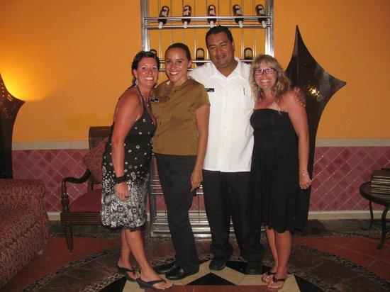 Heaven at the Hard Rock Hotel Riviera Maya: Elizabeth and Ricardo - Mexican restaurant