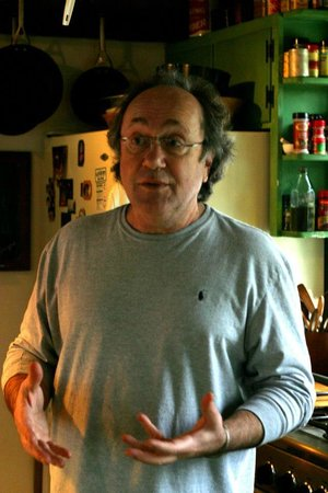Frank's Cucina a Italian Supper Club: Chef Frank Talking about Food