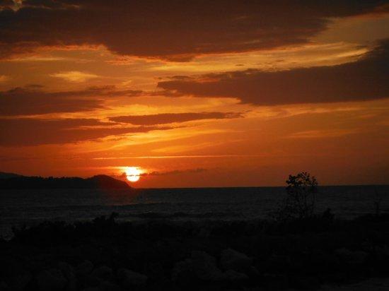 Sunscape Splash Montego Bay: stunning sunsets