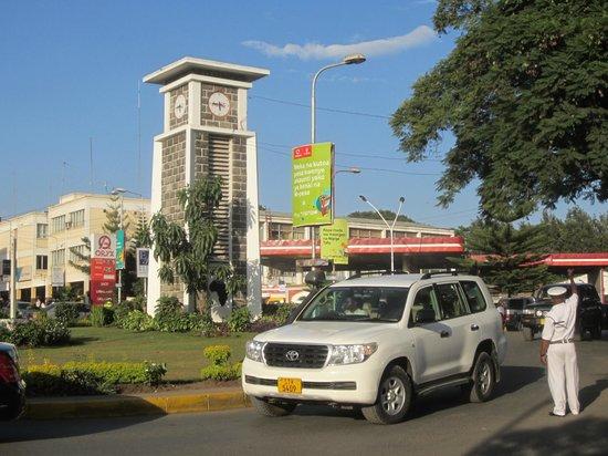 Lush Garden Hotel: Arusha City Centre