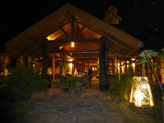Inle Lake View Resort & Spa : Restaurant