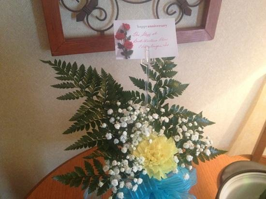 BEST WESTERN Chincoteague Island: flowers