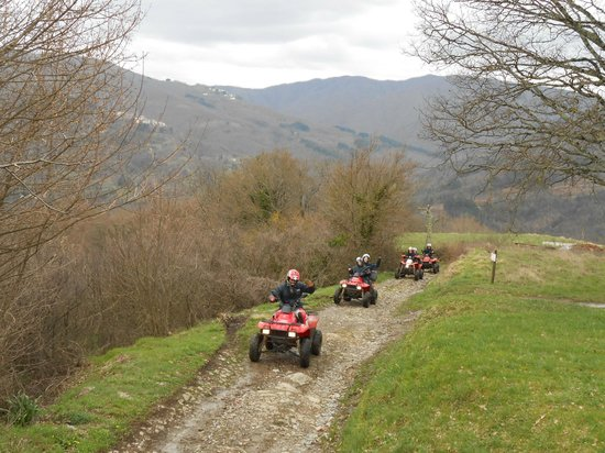 Lucca Quad: Lovely scenery