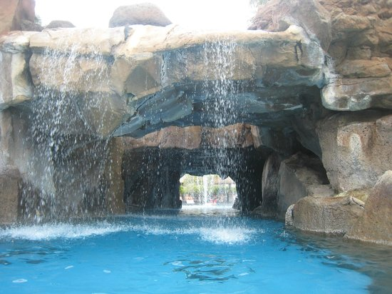 The Westin Maui Resort & Spa : pools grotto