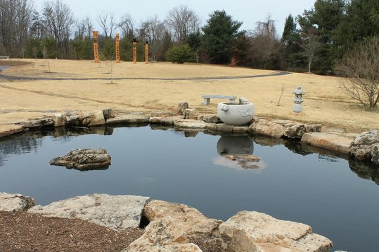 Meadowlark Botanical Garden: Korean Bell Garden