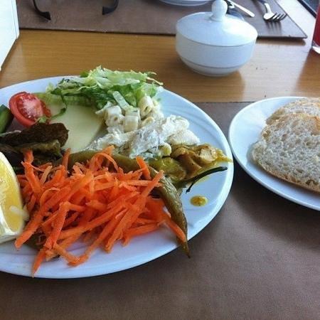 Martinenz Hotel : breakfast