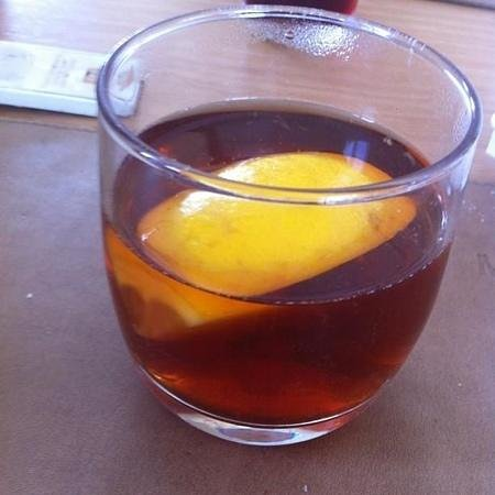 Martinenz Hotel : tea