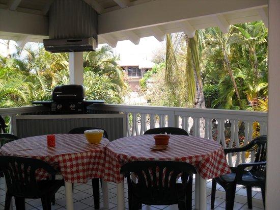 Big Island Retreat: Outdoor kitchen gazebo