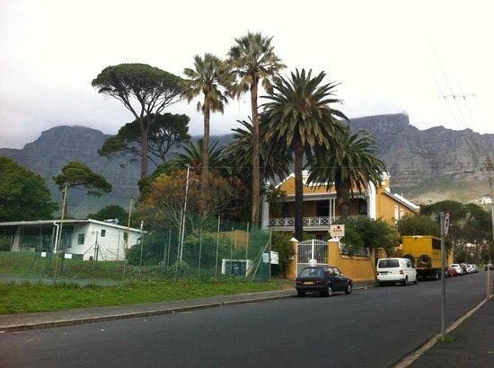 Ashanti Lodge Gardens: The hostel