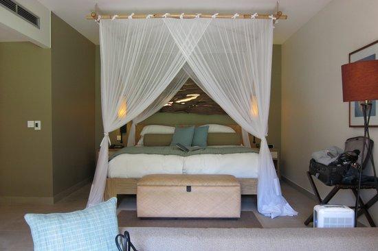 Kempinski Seychelles Resort : The room