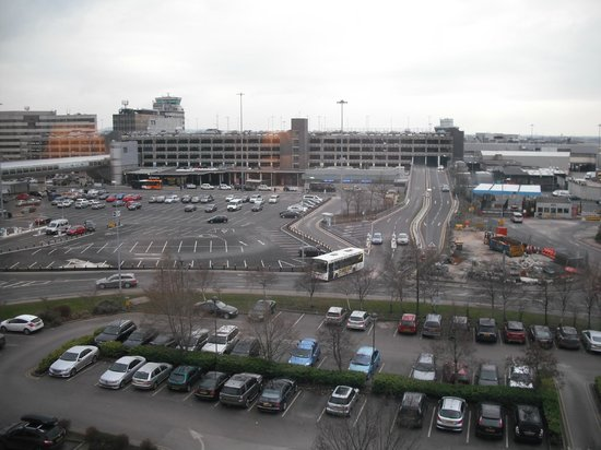 Radisson Blu Hotel, Manchester Airport: View from room 660