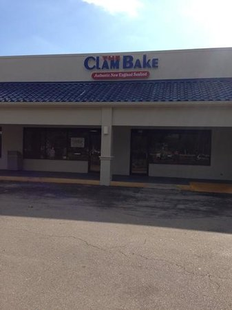 Clam Bake: New Spot/Same Plaza-Can't wait