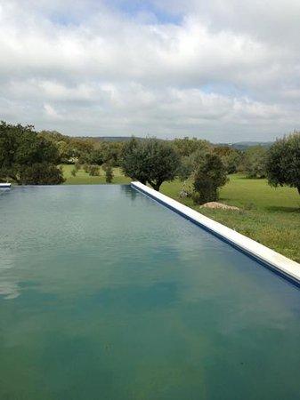 Villa Extramuros: Depuis la piscine