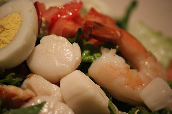 Swan River Seafood Restaurant Massachusetts