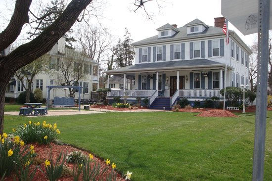 Annapolitan Bed & Breakfast : The beautiful Inn