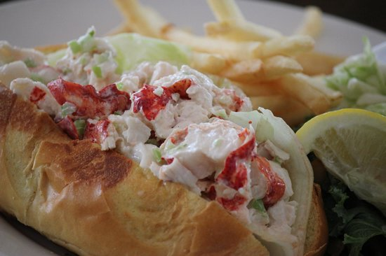 Swan River Seafood: Lobster Roll