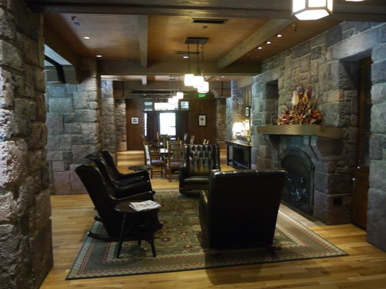 Boulder Ridge Villas at Disney's Wilderness Lodge: Carolwood Pacific Room