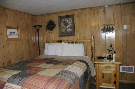 Moose Creek Cabins and Inn: camera