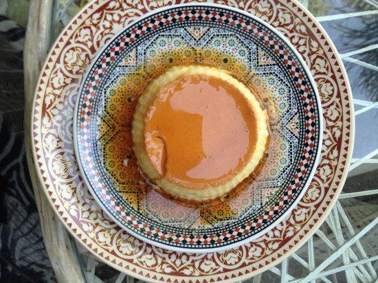 Dar Diafa: dessert