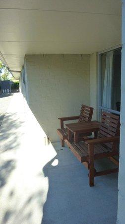 388 on Tay : La veranda esterna