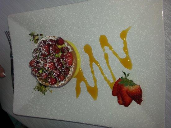 Hotel Ristorante Punta Rossa: cestino di frutta