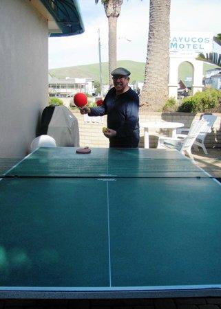 Cayucos Motel: Playtime