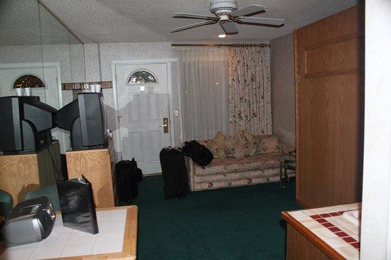 Stardust Lodge: Room 216