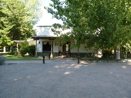 Algodon Wine Estates & Champions Club: main building