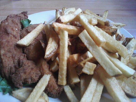 Depot Cafe: Fish & fries