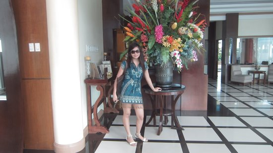 Anfa Royale Hotel: lobby
