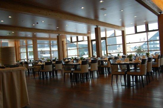 Bohinj ECO Hotel: restaurant