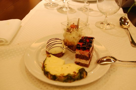 Bohinj ECO Hotel: food