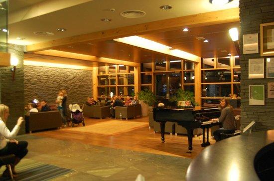 Bohinj ECO Hotel: piano