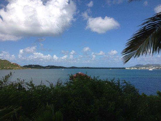 سوميت ريزورت هوتل: View from our room