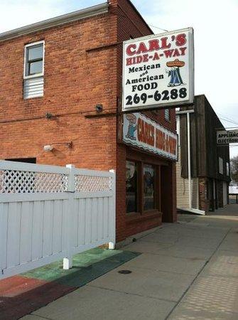 Carl's Hide A Way : Carl's downtown Ida location