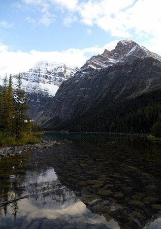 Mt. Edith Cavell: Mt Edith Cavel