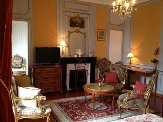Chateau de Chesne: Suite Junior La Valliere