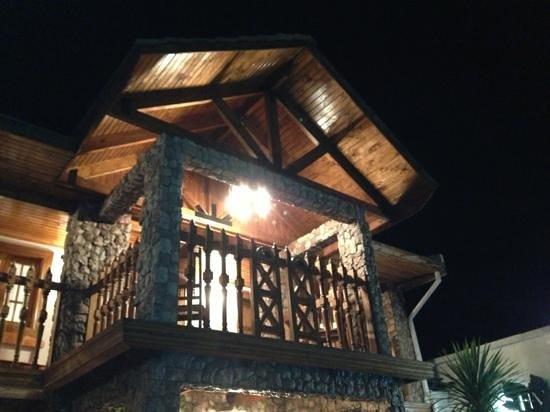 Hotel Vendimia: de noche
