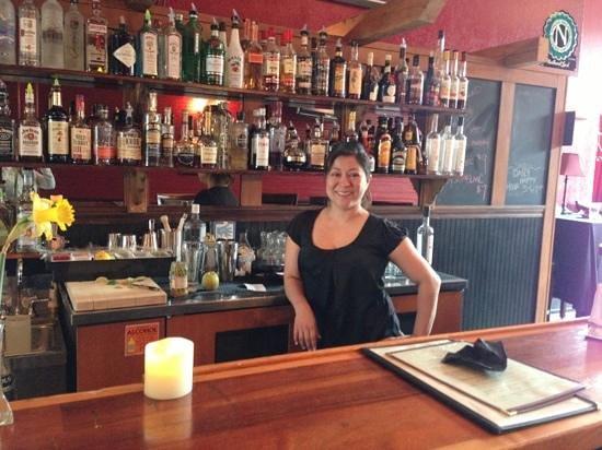 La Conner Seafood & Prime Rib: great sampling of locally made liqueurs.