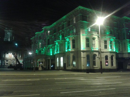 Ibis Hotel Blackpool Uk