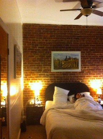 Morningside Inn: habitación