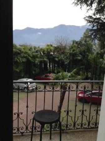 Hotel Montarina & Backpackers Hostel : Vista Balcony